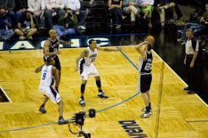 Manu Ginóbili en NBA