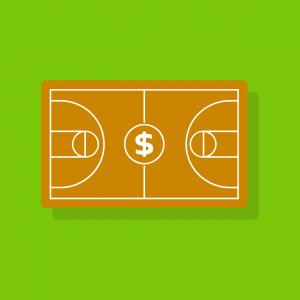 dinero baloncesto